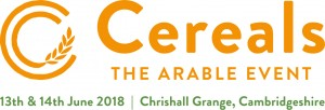 Cereals - the Arable Event logo